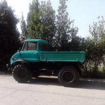 UNIMOG U 406 ΜΟΝΤΕΛΟ 1986
