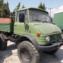 UNIMOG 406 ΜΟΝΤΕΛΟ 1985